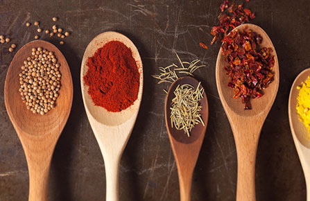 Spice and Seasoning Custom Products